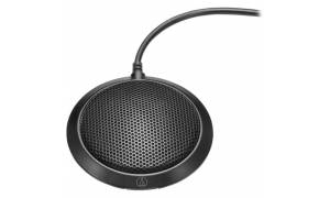Audio-Technica Consumer ATR4697 USB Omnidirectional Condenser Boundary Microphone Video Conferencing Digital Tabletop Microphone