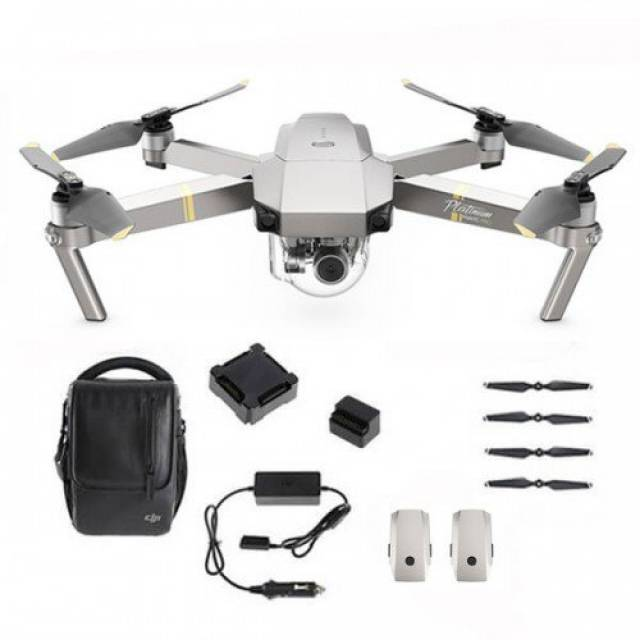 Aerial, Action Camera and 360