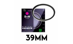 B+W 39mm UV-Haze MRC Nano XS-P Filter