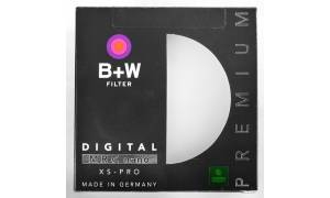 B+W 62mm UV-HAZE MRC Nano XS-P Filter