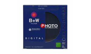 B+W 77mm Neutral Density Filter 110 MRC (10 Stops)