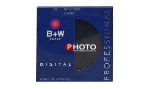 B+W 82mm ND 110 (10 stop neutral density filter) Coated