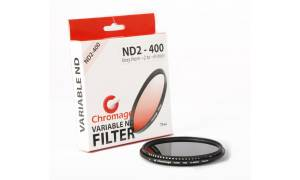 Chromage Variable ND Filter 2-400X 52mm