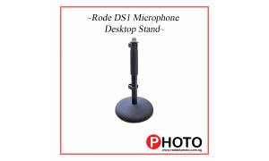 Rode DS1 Microphone Desktop Stand
