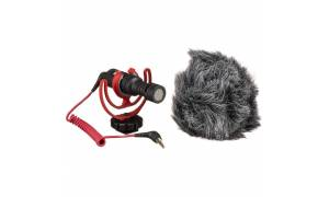 Rode VideoMicro Compact Microphone Black
