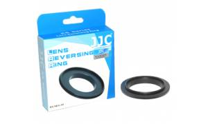 JJC Reverse Ring for Macro photography For Sony E-Mount 52mm