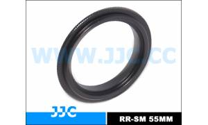 JJC Reverse Ring for Macro photography For Sony E-Mount 55mm