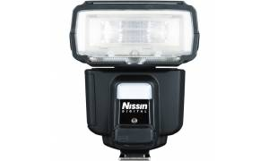 Nissin i60A Speedlight with 2.4Gz Radio Receiver (For Nikon)