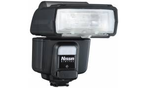 Nissin i60A Speedlight with 2.4Gz Radio Receiver (For Sony)