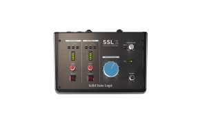 Solid State Logic SSL2 USB-Powered Audio Interface