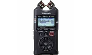 Tascam DR40X Four-Track Digital Audio Recorder and USB Audio Interface