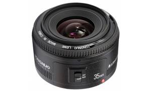 YongNuo 35mm f/2 Lens (For Canon EF/EFS mount)