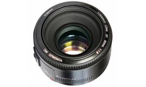YongNuo 50mm f/1.8 Lens (For Canon EF/EFS mount)